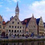Belgia piwem i czekoladą płynąca i pachnąca frytkami… cz.1. Gandawa