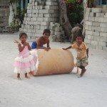 Życie mieszkańców Omadhoo