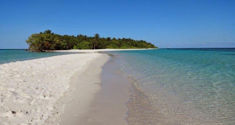 Omadhoo wyspa