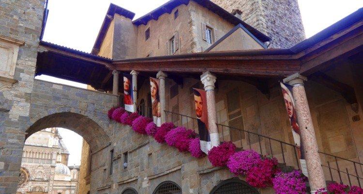 Bergamo starówka