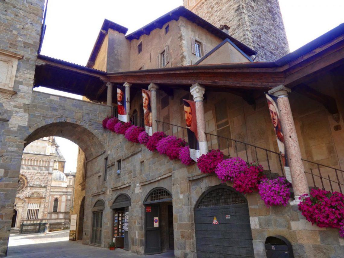 Co zobaczyć w Bergamo