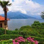 Dzień nad alpejskim Jeziorem Como, część 1.: Lecco, Varenna i Bellagio