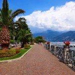 Dzień nad alpejskim Jeziorem Como, część 2.: Menaggio i Varenna
