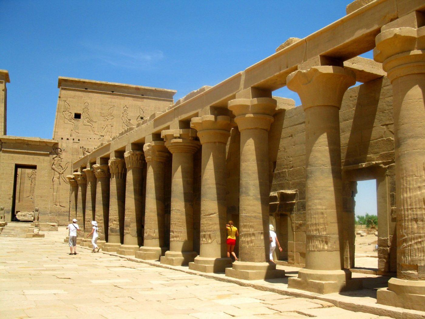 Wycieczka do Asuanu i świątyni Izydy