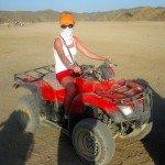 Jeep safari i kolacja u Beduinów