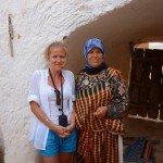 Al Dżamm, Berberowie i pustynna karawana, czyli pierwszy dzień wyprawy na Saharę