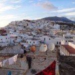 Tetuan, zapomniane miasteczko w górach Rif