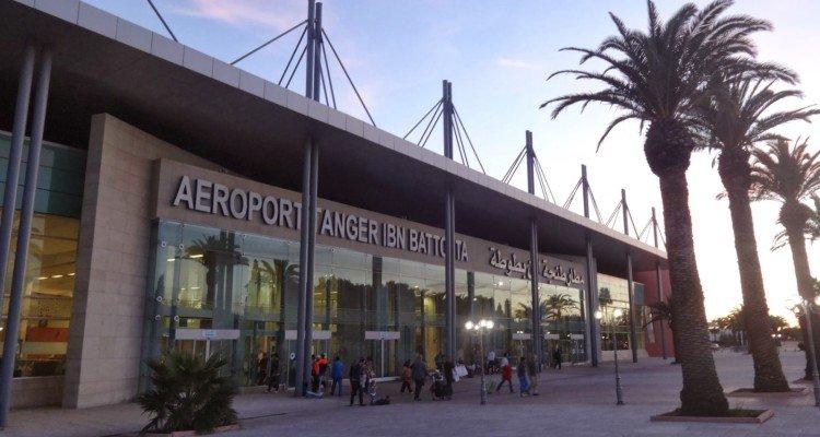 Lotnisko Tanger