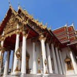 Owocowy szok oraz złote świątynie, czyli czym wita nas Bangkok pierwszego dnia