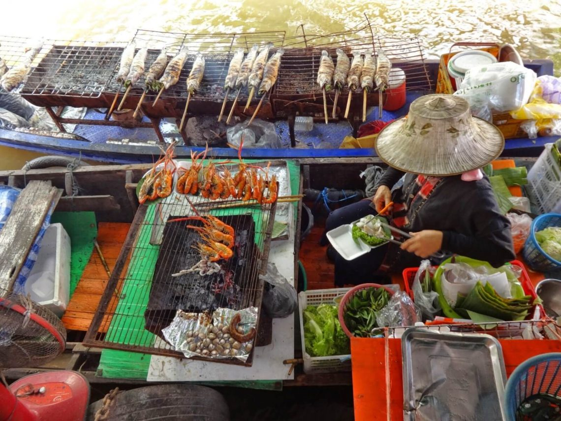 Bangkok co warto zobaczyć