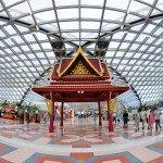 Jak dojechać z lotniska Bangkok Suvarnabhumi  do centrum miasta