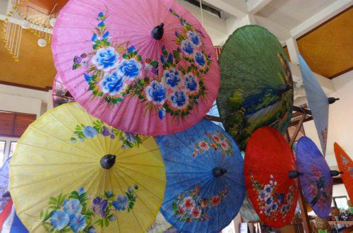 co zobaczyć w okolicach Chiang Mai