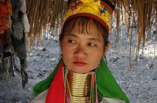 Plemiona Tajlandii