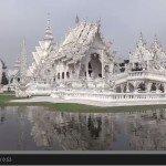 Cel z kamerą w północnej Tajlandii