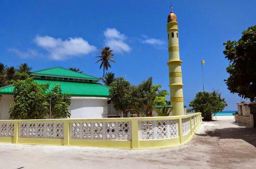 Malediwy lokalne wyspy przewodnik