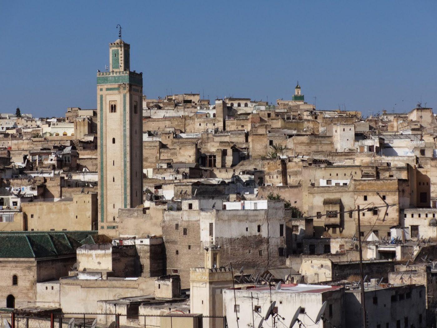Co zobaczyć w Fez