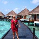 Typelek na rajskich wyspach, czyli wywiad z Magdą z Malediwów