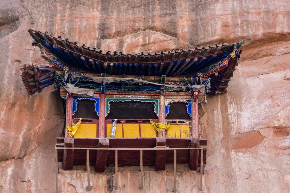 Mati China tempel