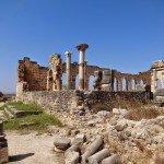 Rzymski akcent w Maroku, czyli ruiny Volubilis