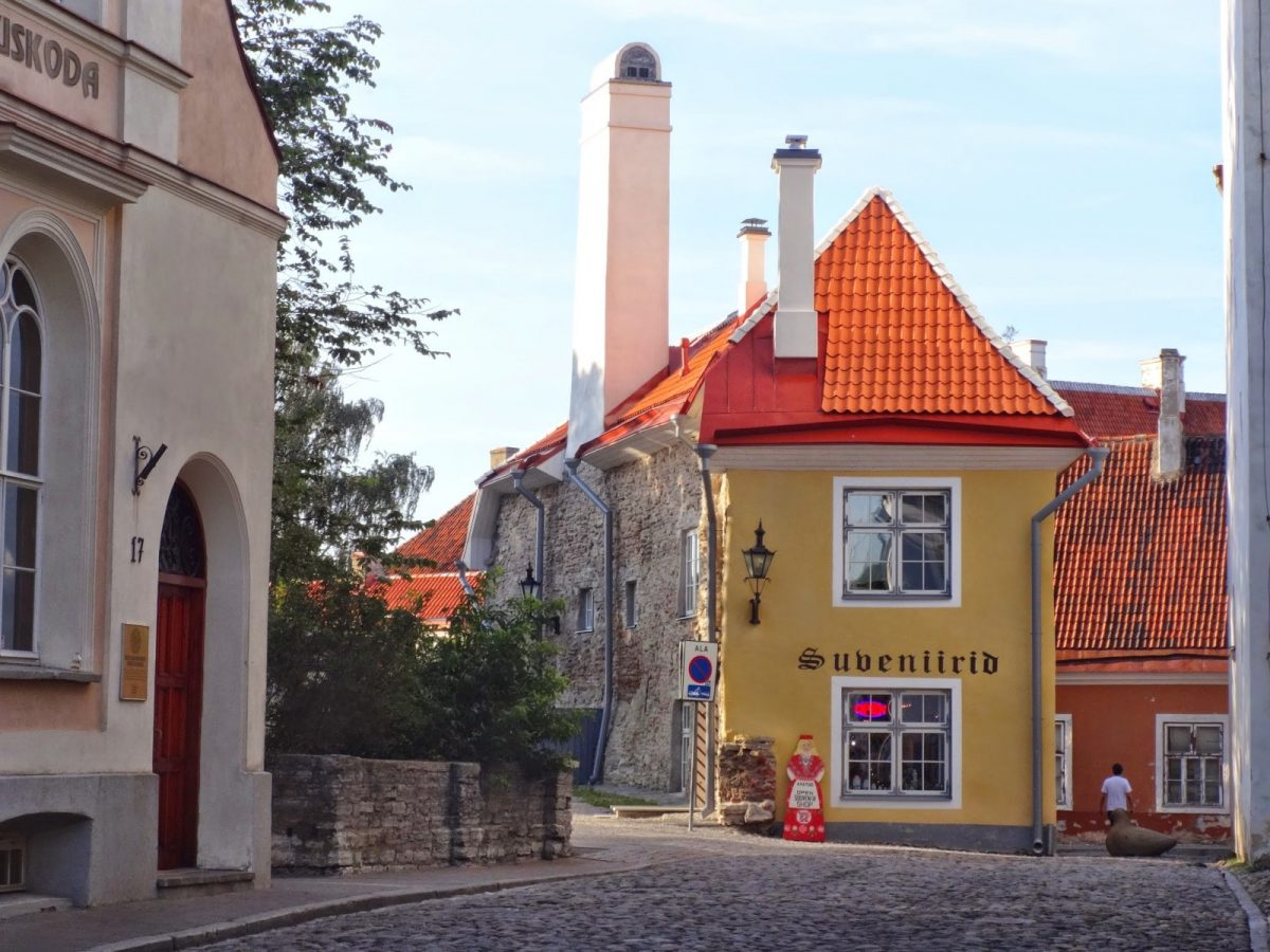 Wzgórze Toompea w Tallinie