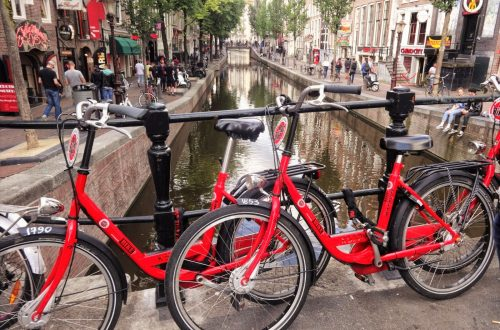 Amsterdam informacje praktyczne