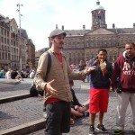 Geert przedstawia! Free walking tour po Amsterdamie