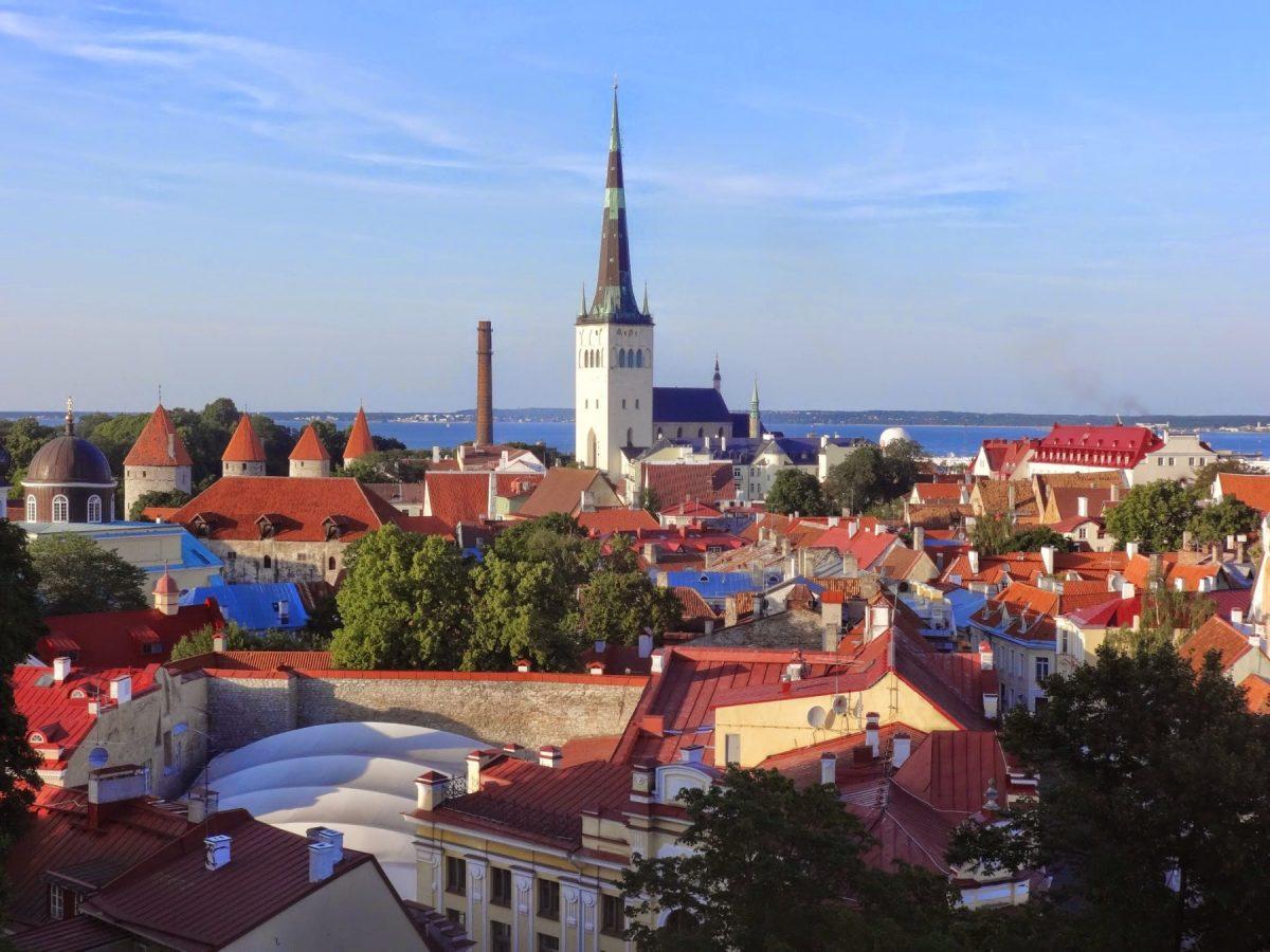 Co zobaczyć w Tallinie