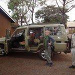 Moshi, baza wypadowa na safari