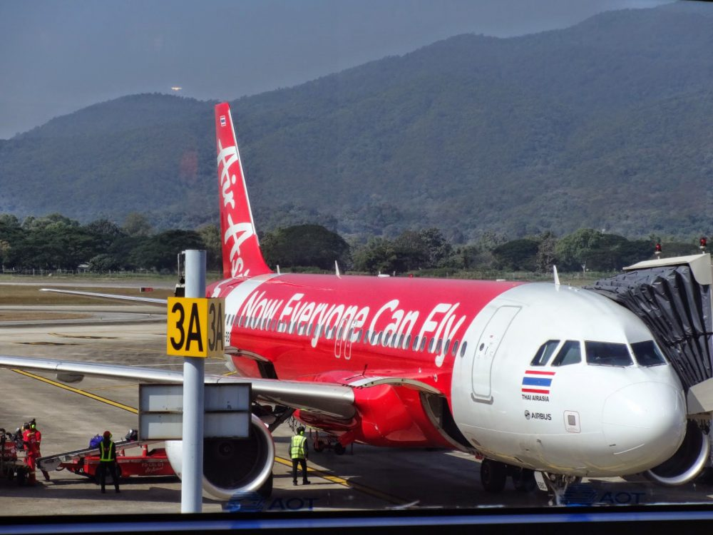 jak dostać się do Krabi z Chiang Mai