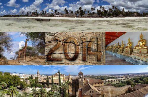 Moje podróże w 2014