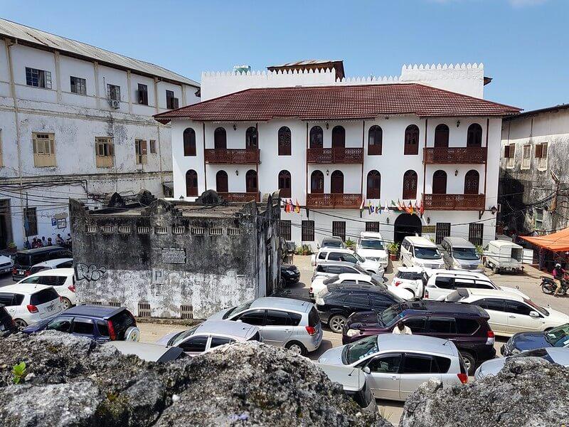 dobry hotel w Stone Town