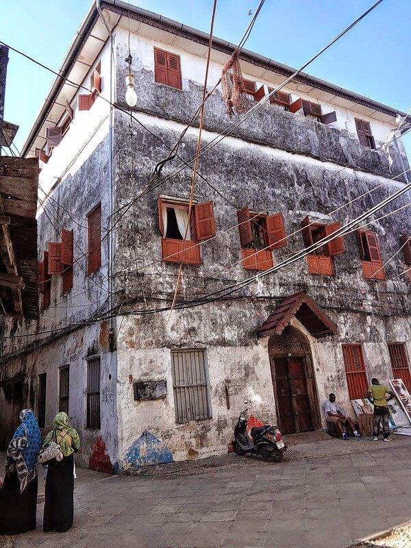 Zanzibar na własną rękę