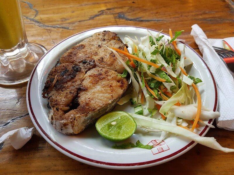 lokalne restauracje na Zanzibarze