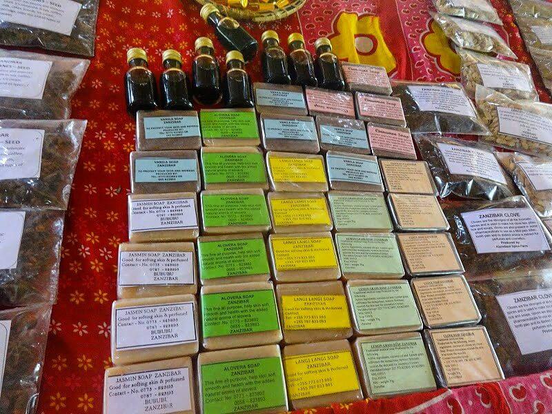spice tour na Zanzibarze