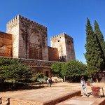 Granada, pierwszy kierunek na andaluzyjskim szlaku