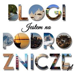 Jestem na blogipodroznicze.pl