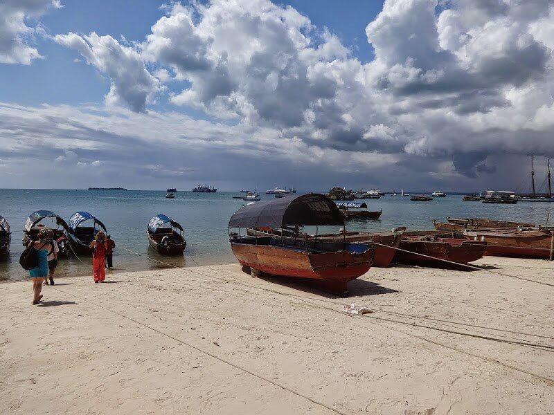 wycieczka na Prison Island Zanzibar