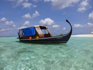 Malediwy która lokalna wyspa