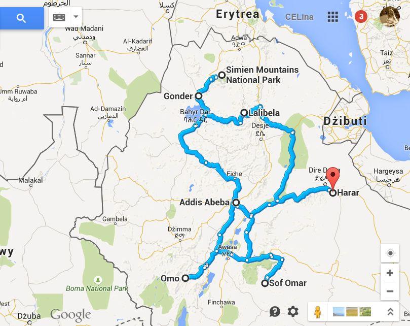 etiopia trasa 2