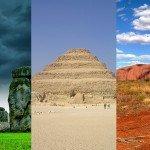 Gruczoły Ziemi, czyli miejsca mocy na świecie