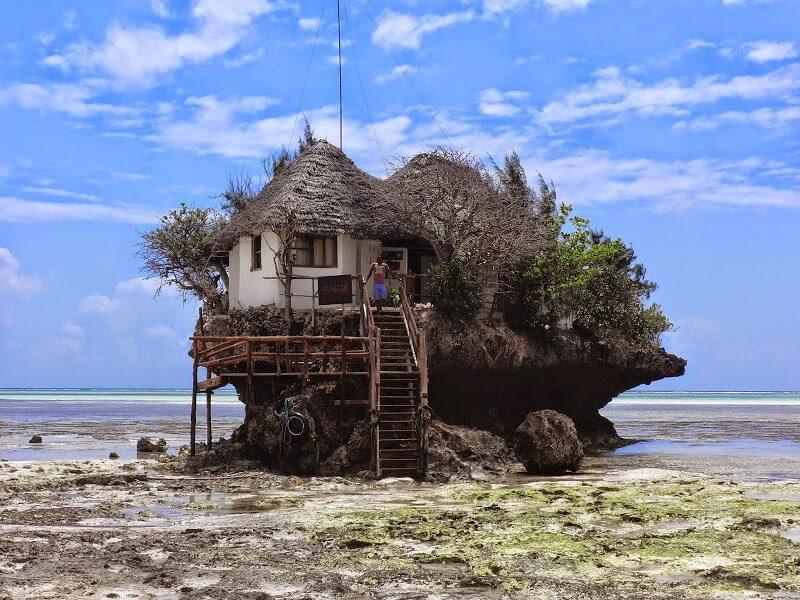 gdzie zjeść na Zanzibarze