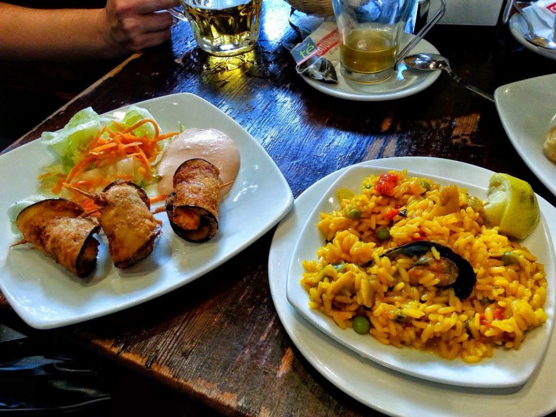 Gdzie zjeść w Sewilli