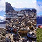 Fiordowa Majówka dzień 2: Kristiansund, Alesund i wyspa Godoya
