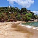 Thansadet beach, czyli gdzie się zaszyliśmy na Koh Phangan
