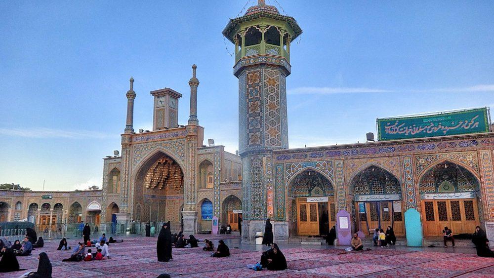 co zobaczyć w Kom w Iranie