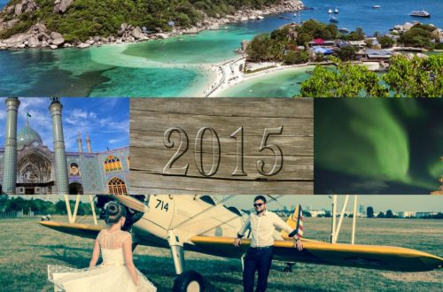 Podróże 2015