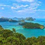 Ang Thong National Marine Park, czyli co kryje w sobie Zatoka Tajlandzka