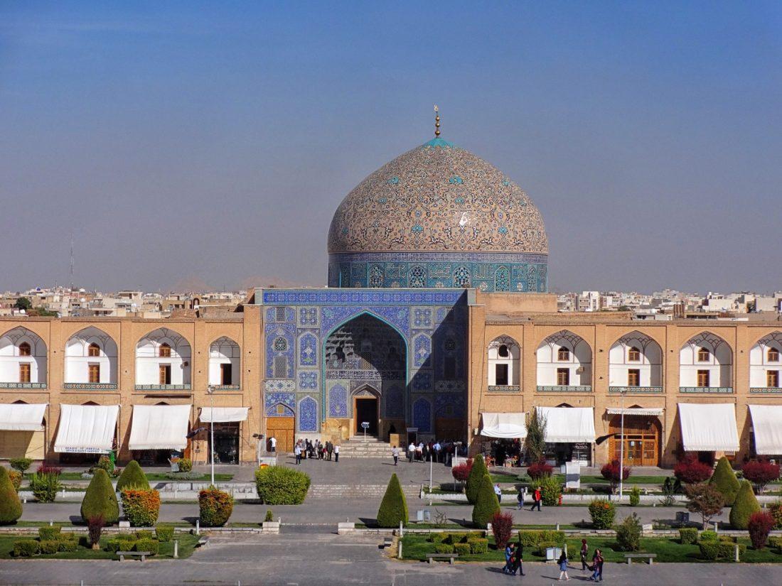 Co warto zobaczyć w Esfahanie