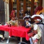 Rozpoczęcie karnawału w Wenecji 2016