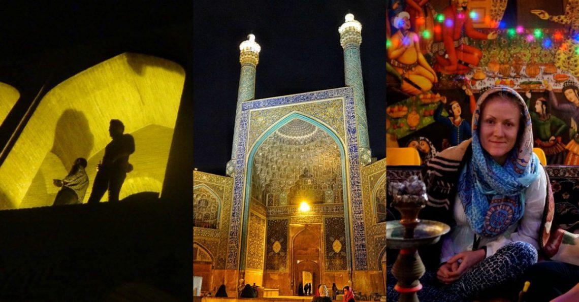 Co zobaczyć w Esfahanie